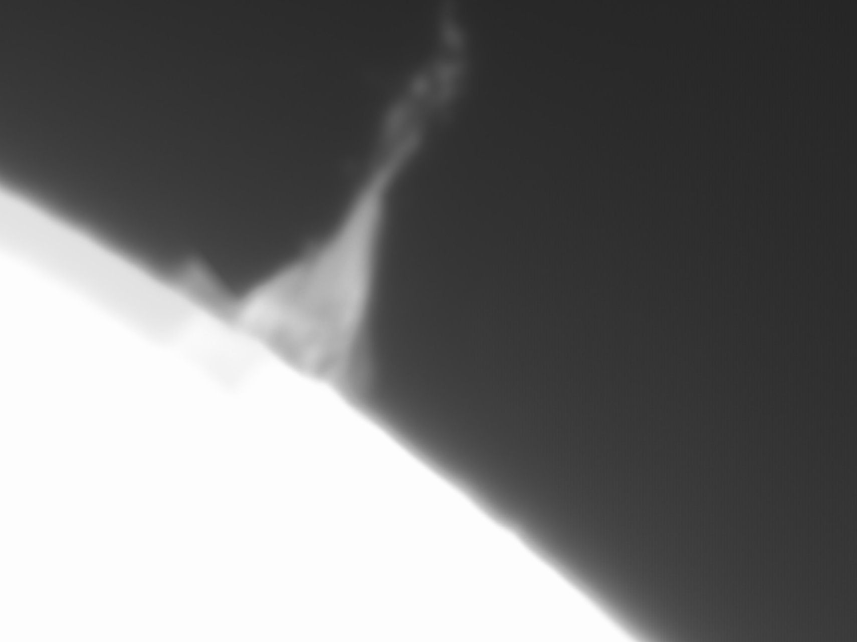 "A solar ""spike"" By T Hayes  17th Aug 2015 at 12.02 pm local time.  Equipment:  35mm Lunt H-Alpha telescope with 2x Barlow lens using a Celestron Neximage 5 Solar system imager. Resultant video processed with 2 editing programmes prior to final process with AVI Stack."