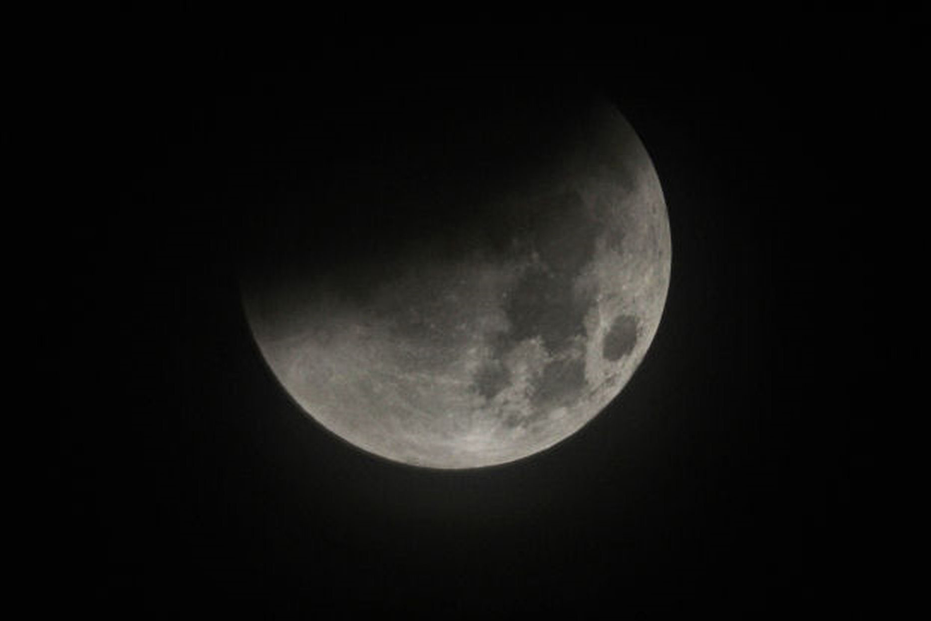 "Lunar Eclipse By Tony Hayes. Canon EOS 1200D  1/800th second.   ISO-1600 Through Celestron 6"" SCT with focal reducer"