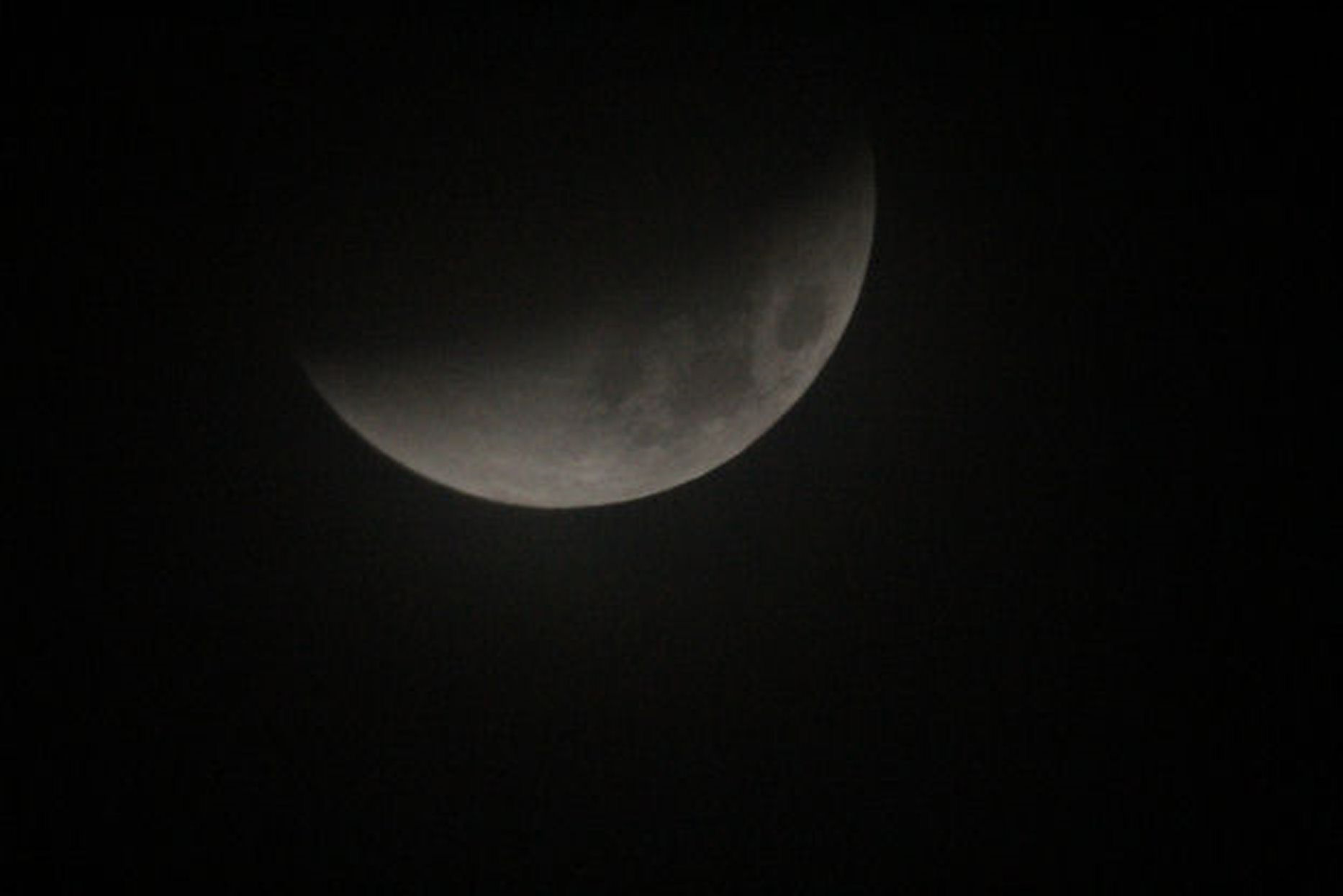 "Lunar Eclipse By Tony Hayes. Canon EOS 1200D 1/160th second.  ISO-6400 Through Celestron 6"" SCT with focal reducer"