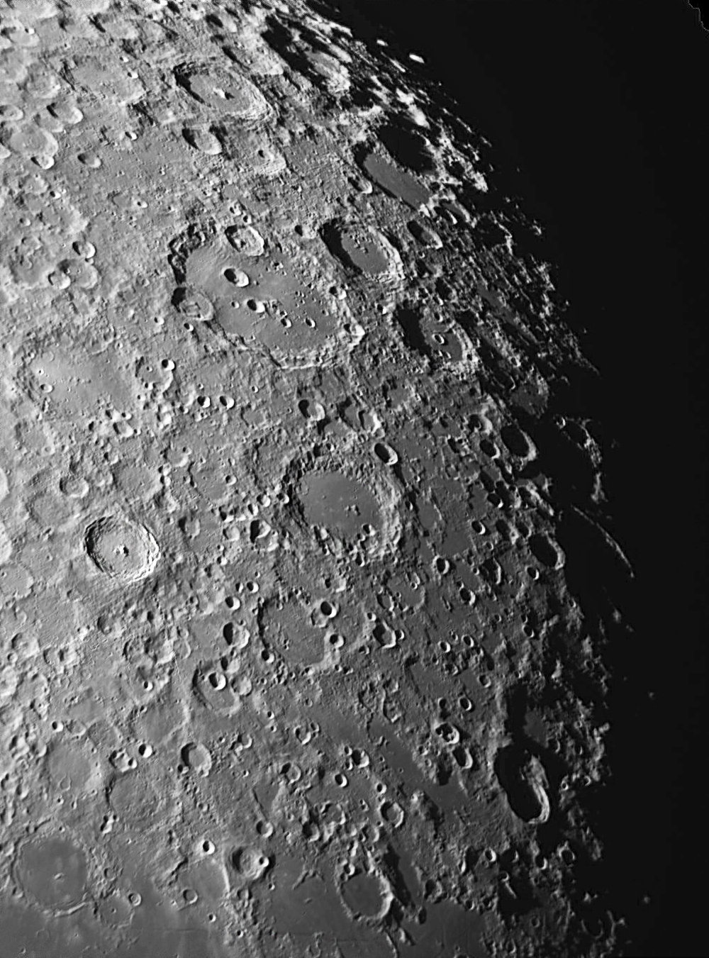 Clavius by Ken Kennedy April 2020