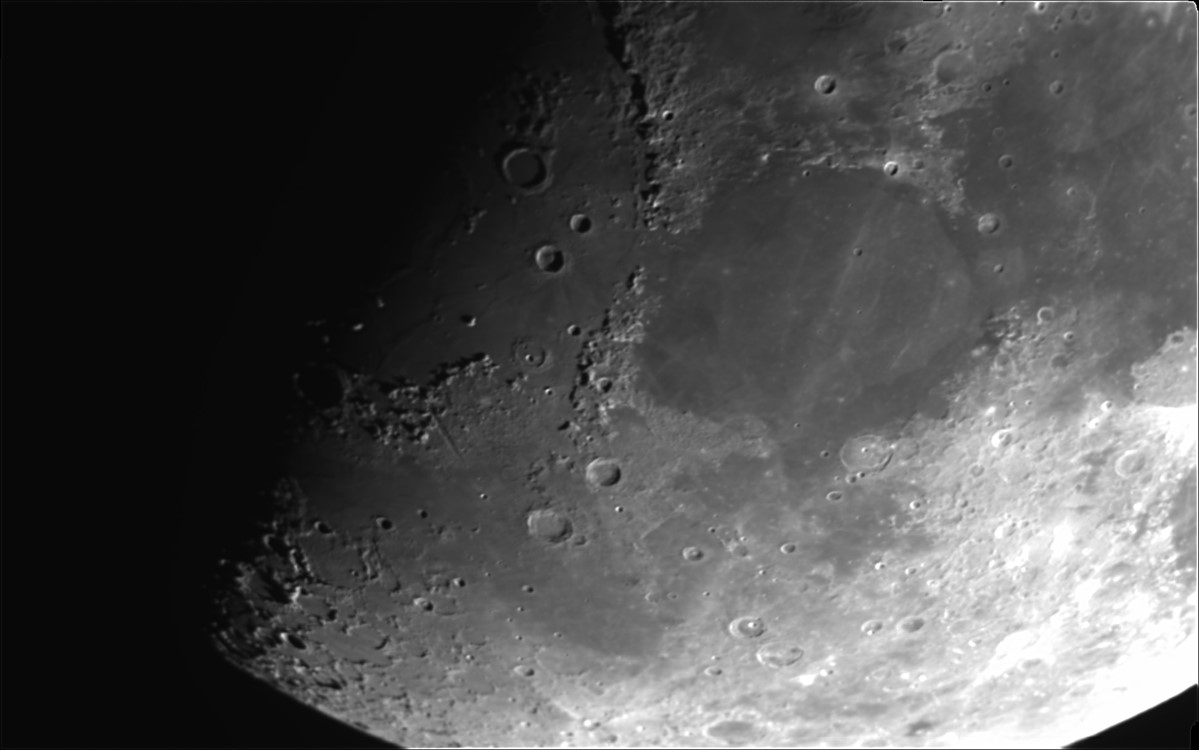 Favourable libration of the moon by Phil Rourke March 2020